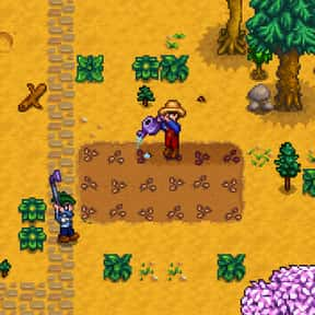 Stardew Valley is listed (or ranked) 5 on the list Get Crafty With The Best Crafting Games On Steam