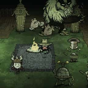 Don't Starve Together is listed (or ranked) 12 on the list Get Crafty With The Best Crafting Games On Steam