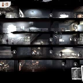 This War Is Mine is listed (or ranked) 13 on the list Get Crafty With The Best Crafting Games On Steam