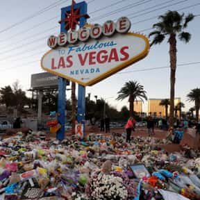 Las Vegas shooting is listed (or ranked) 8 on the list The Things Everyone (Including You) Googled in 2017