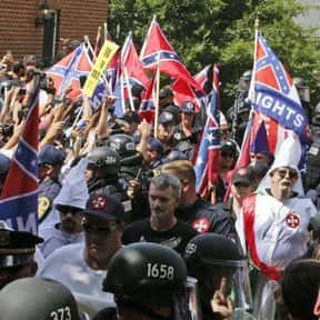 Charlottesville Protests is listed (or ranked) 21 on the list The Things Everyone (Including You) Googled in 2017