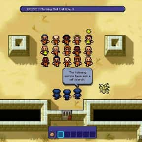 The Escapists is listed (or ranked) 18 on the list Get Crafty With The Best Crafting Games On Steam