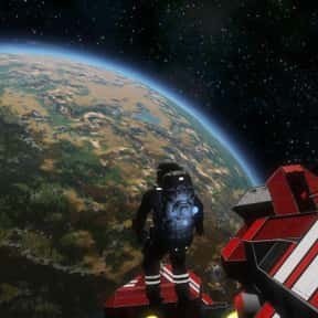 Space Engineers is listed (or ranked) 10 on the list Get Crafty With The Best Crafting Games On Steam