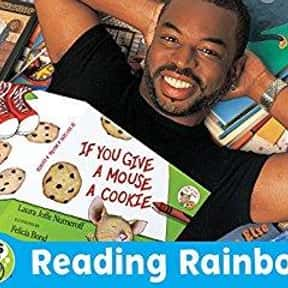 If You Give a Mouse a Cookie is listed (or ranked) 2 on the list Full List of Reading Rainbow Episodes