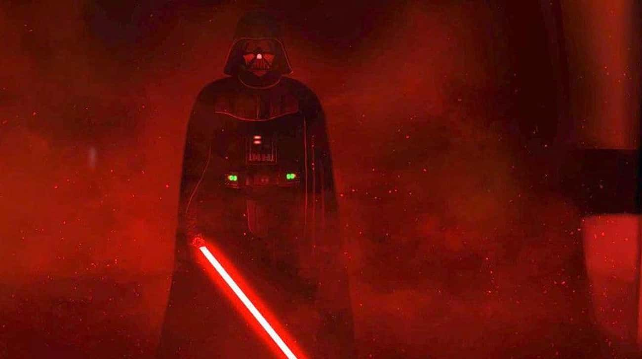 Kylo's Lightsaber Recycles is listed (or ranked) 3 on the list Fan Theories About What Kylo Ren's, Like, Whole Deal Is