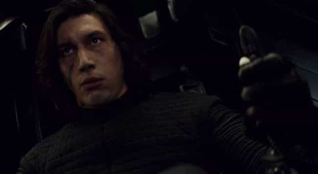 Kylo Is An Unparalleled ... is listed (or ranked) 1 on the list Fan Theories About What Kylo Ren's, Like, Whole Deal Is