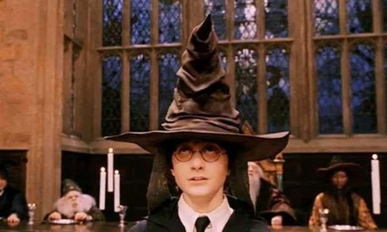 The Sorting Hat Was Almost A G is listed (or ranked) 3 on the list 12 Bizarre Plot Points That Were Wisely Cut From The Harry Potter Books