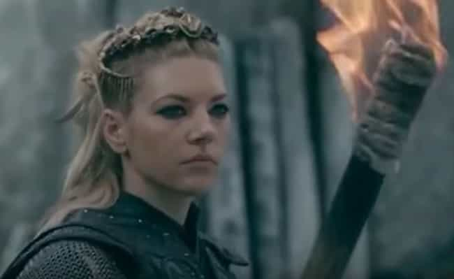 She Ended A Civil War is listed (or ranked) 2 on the list Turns Out The Real Inspiration For 'Vikings' Lagertha Is Even Tougher Than The TV Version