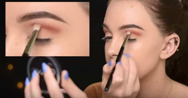 Buff In A Slightly Darke... is listed (or ranked) 3 on the list Step By Step: How To Achieve The Perfect Cut Crease