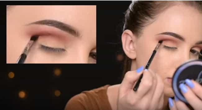 Bust Out Your Darkest Sh... is listed (or ranked) 4 on the list Step By Step: How To Achieve The Perfect Cut Crease