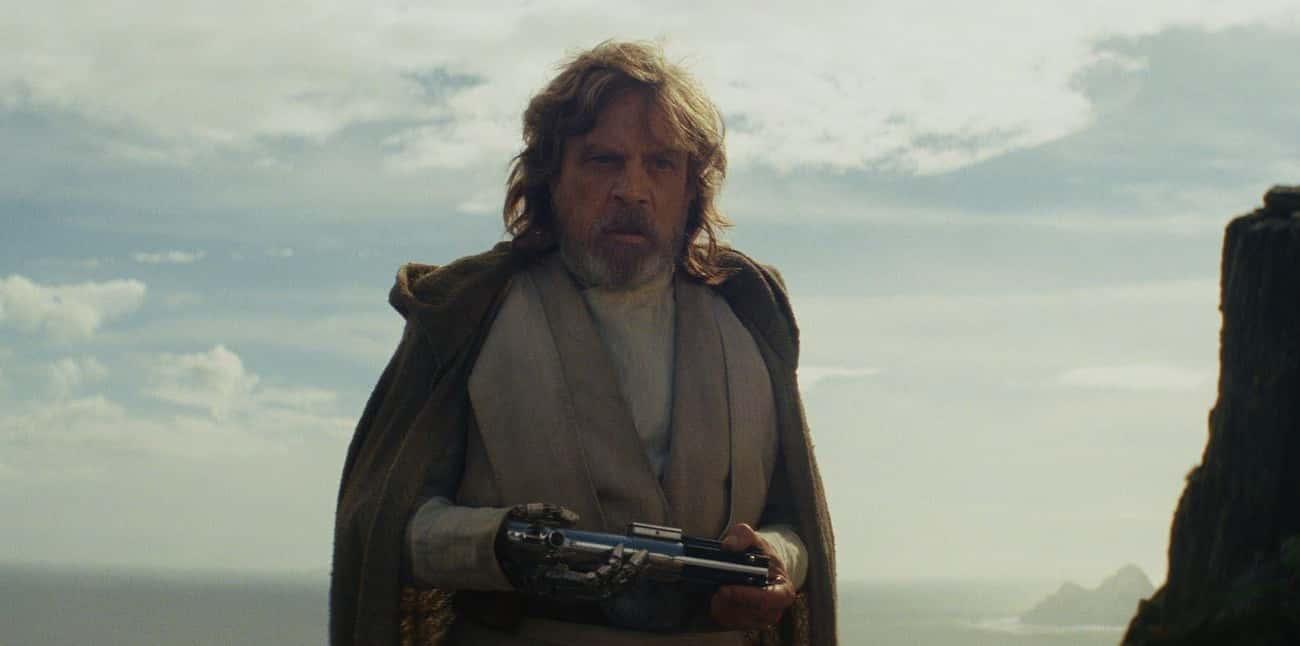 Luke Is The Last Jedi is listed (or ranked) 2 on the list Fan Theories About Luke Skywalker In The Last Jedi