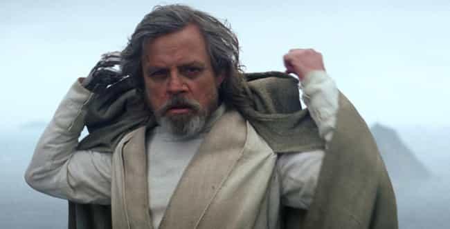 Luke Has Taken The Barash Vow,... is listed (or ranked) 3 on the list Fan Theories About Luke Skywalker In The Last Jedi