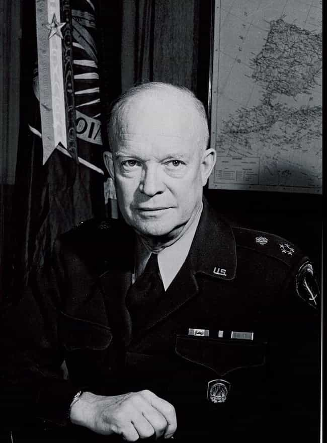 The Eisenhower Administr... is listed (or ranked) 6 on the list Fort Knox Is So Mysterious And Heavily Guarded, Only One US President Has Ever Been Inside