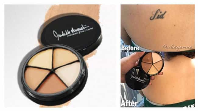 These Miracle Products Will Completely Cover Up Your Tattoos