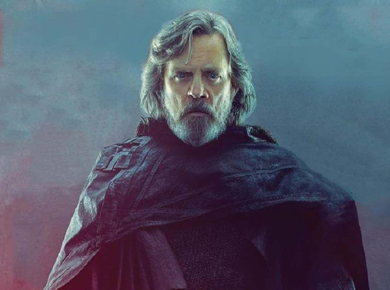 There's Way More Luke Skywalke is listed (or ranked) 2 on the list Reasons Why The Last Jedi Is So Much Better Than The Force Awakens