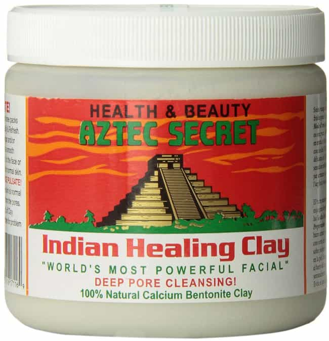 Indian Healing Clay By Aztec S... is listed (or ranked) 2 on the list Amazon Beauty Products With A Cult Following That Won't Break The Bank