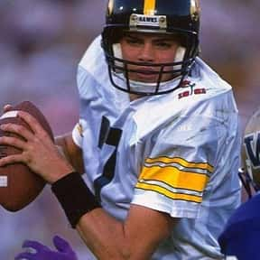 Matt Rodgers is listed (or ranked) 12 on the list The Best Iowa Hawkeyes Quarterbacks of All Time