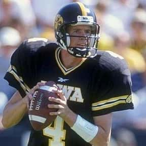 Kyle McCann is listed (or ranked) 20 on the list The Best Iowa Hawkeyes Quarterbacks of All Time