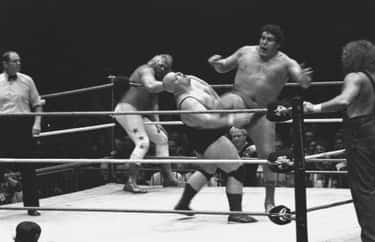 He Was A Prankster And Used To is listed (or ranked) 2 on the list 15 Stories That Prove André The Giant Was A Once-In-A-Lifetime Legend