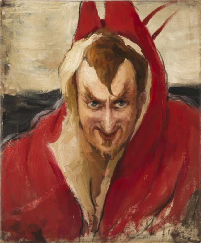 Mephistopheles Was Birth... is listed (or ranked) 1 on the list Mephistopheles Is The Devil's Right Hand, And If You Run Into Him, You're Already Damned