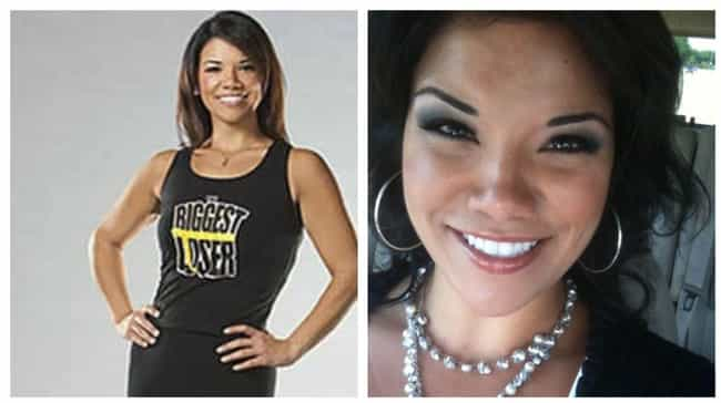 Michelle Aguilar Wrote A Book is listed (or ranked) 1 on the list Where Are They Now: Biggest Loser Contestants