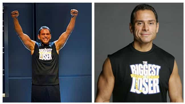 Bill Germanakos Became A Spinn... is listed (or ranked) 4 on the list Where Are They Now: Biggest Loser Contestants