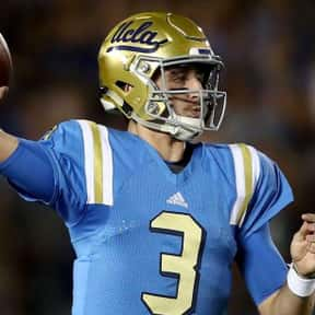 Josh Rosen is listed (or ranked) 8 on the list The Best UCLA Bruins Quarterbacks of All Time