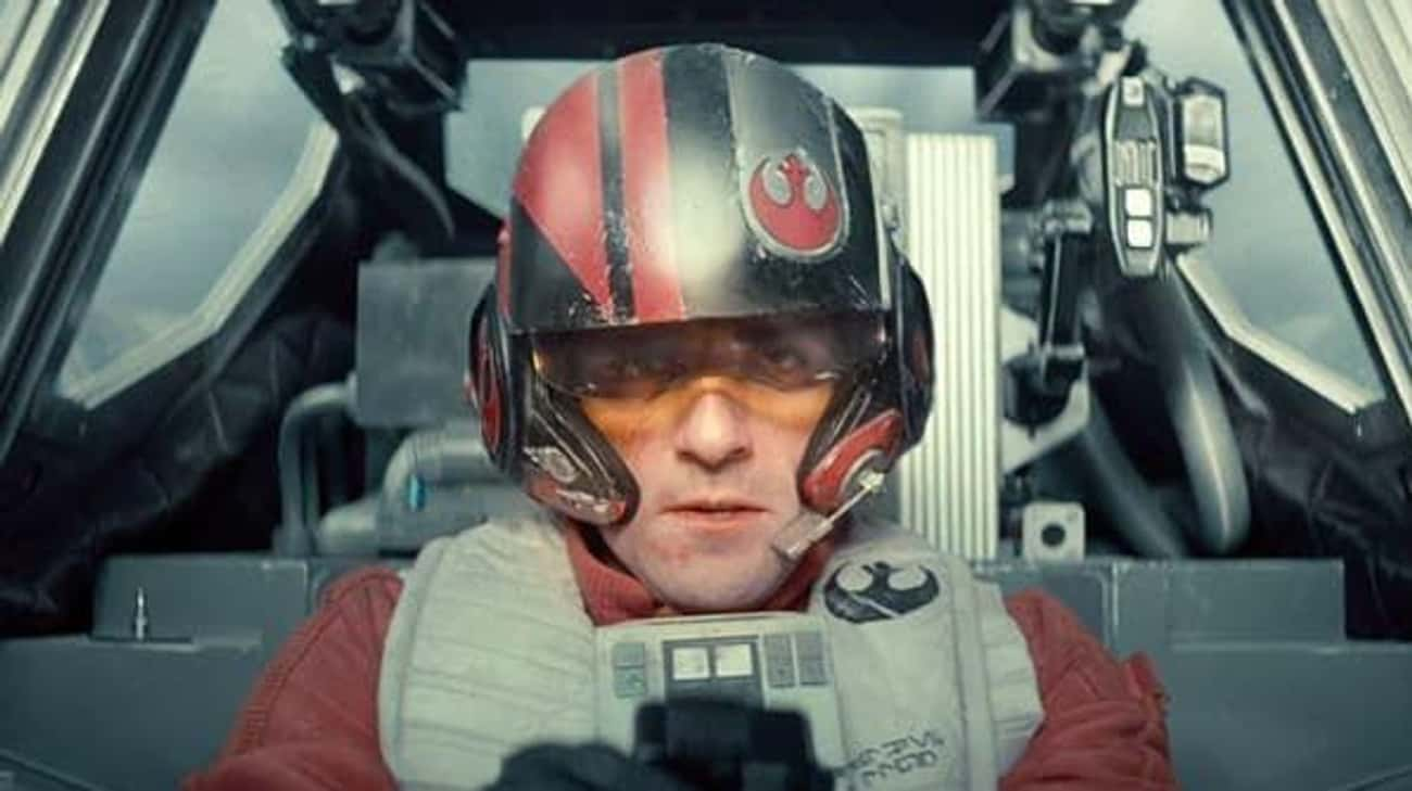 Poe Is A Force User is listed (or ranked) 4 on the list 12 Crazy Fan Theories About Everyone's New Favorite Fighter Pilot, Poe Dameron