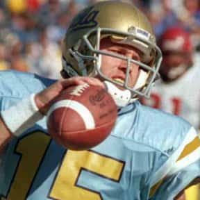 Wayne Cook is listed (or ranked) 17 on the list The Best UCLA Bruins Quarterbacks of All Time