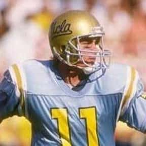 Rick Bashore is listed (or ranked) 20 on the list The Best UCLA Bruins Quarterbacks of All Time