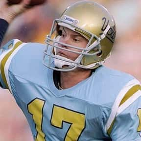 Rob Walker is listed (or ranked) 19 on the list The Best UCLA Bruins Quarterbacks of All Time