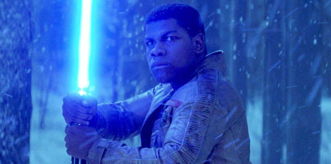Finn Is A Low-Level Force-Wiel is listed (or ranked) 1 on the list 15 Super In-Depth Fan Theories About Finn From Star Wars