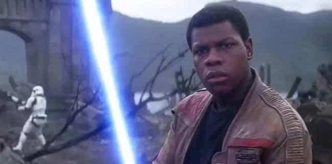 Given Their Limited Memb... is listed (or ranked) 6 on the list 15 Super In-Depth Fan Theories About Finn From Star Wars