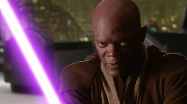 Mace Windu Is Finn's Dad... is listed (or ranked) 5 on the list 15 Super In-Depth Fan Theories About Finn From Star Wars