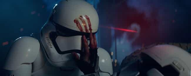 The Stormtrooper Finn Wa... is listed (or ranked) 8 on the list 15 Super In-Depth Fan Theories About Finn From Star Wars
