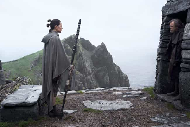 The Door To Luke's Hut I... is listed (or ranked) 8 on the list Easter Eggs You May Have Missed In Star Wars: The Last Jedi