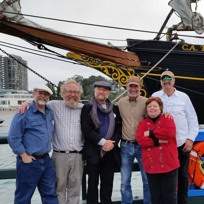 The Dogwatch Nautical Ba... is listed (or ranked) 3 on the list The Best Sea Shanty Bands/Artists