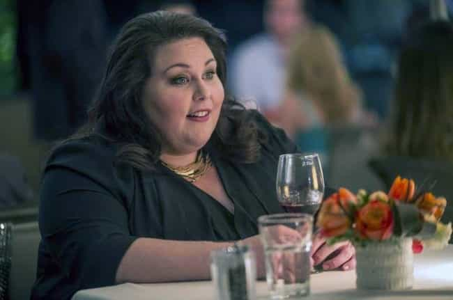She Only Had 81 Cents In Her B... is listed (or ranked) 1 on the list This Is Us Star Chrissy Metz Had A Tough Road To Hollywood, But Now She's An Inspiration To Many