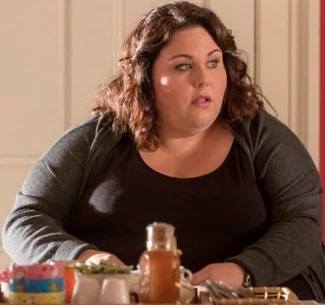 She Has Her Own Complicated Re... is listed (or ranked) 2 on the list This Is Us Star Chrissy Metz Had A Tough Road To Hollywood, But Now She's An Inspiration To Many
