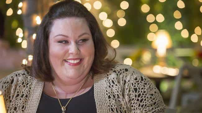 """She """"Used To Be Kate"""" is listed (or ranked) 4 on the list This Is Us Star Chrissy Metz Had A Tough Road To Hollywood, But Now She's An Inspiration To Many"""