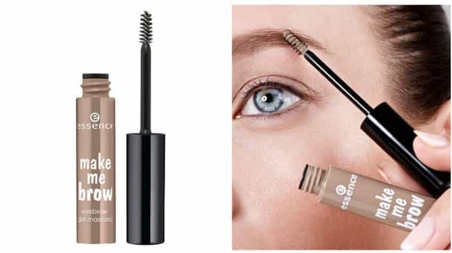 Essence Make Me Brow Eye... is listed (or ranked) 4 on the list The Best Drugstore Brow Products For The Girl With Sparse Brows And An Empty Wallet