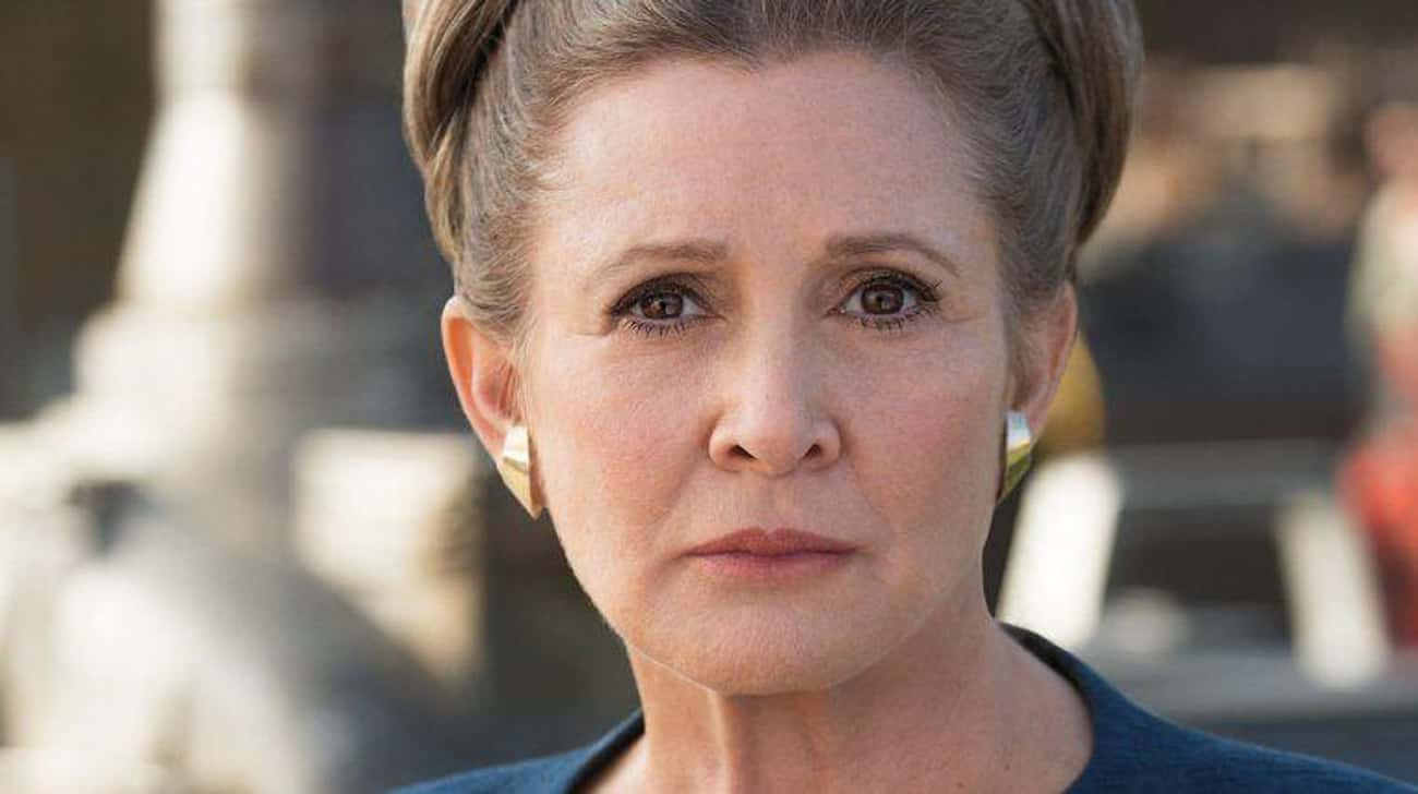 How Will Leia Make Her Exit? is listed (or ranked) 2 on the list 13 Unanswered Questions From Star Wars: The Last Jedi