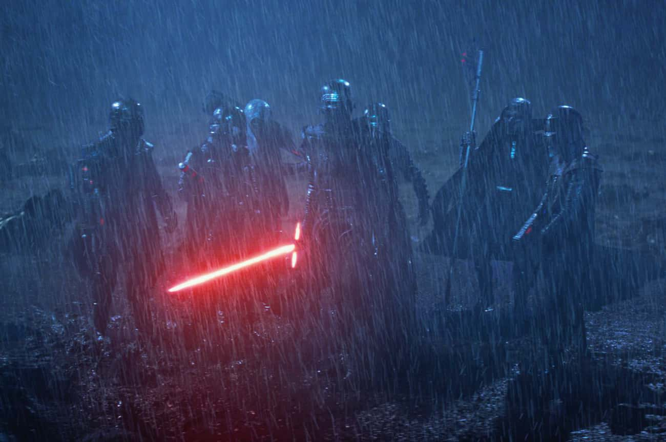 Who Are The Knights Of Ren? is listed (or ranked) 4 on the list 13 Unanswered Questions From Star Wars: The Last Jedi
