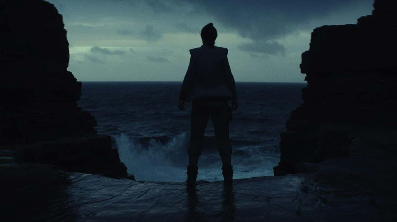What Do Rey's Visions In The D is listed (or ranked) 3 on the list 13 Unanswered Questions From Star Wars: The Last Jedi