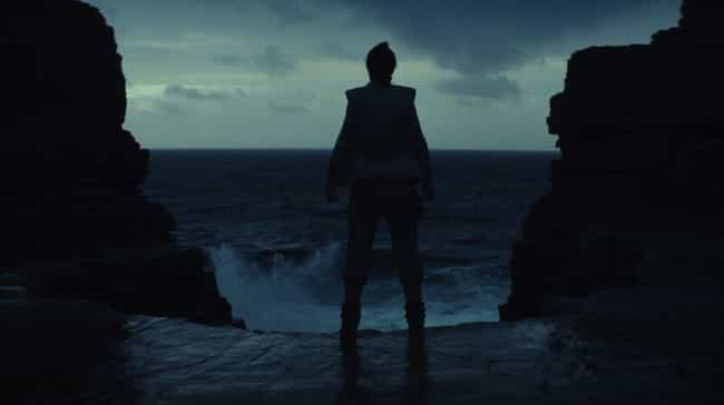 What Do Rey's Visions In The D... is listed (or ranked) 4 on the list 13 Unanswered Questions From Star Wars: The Last Jedi