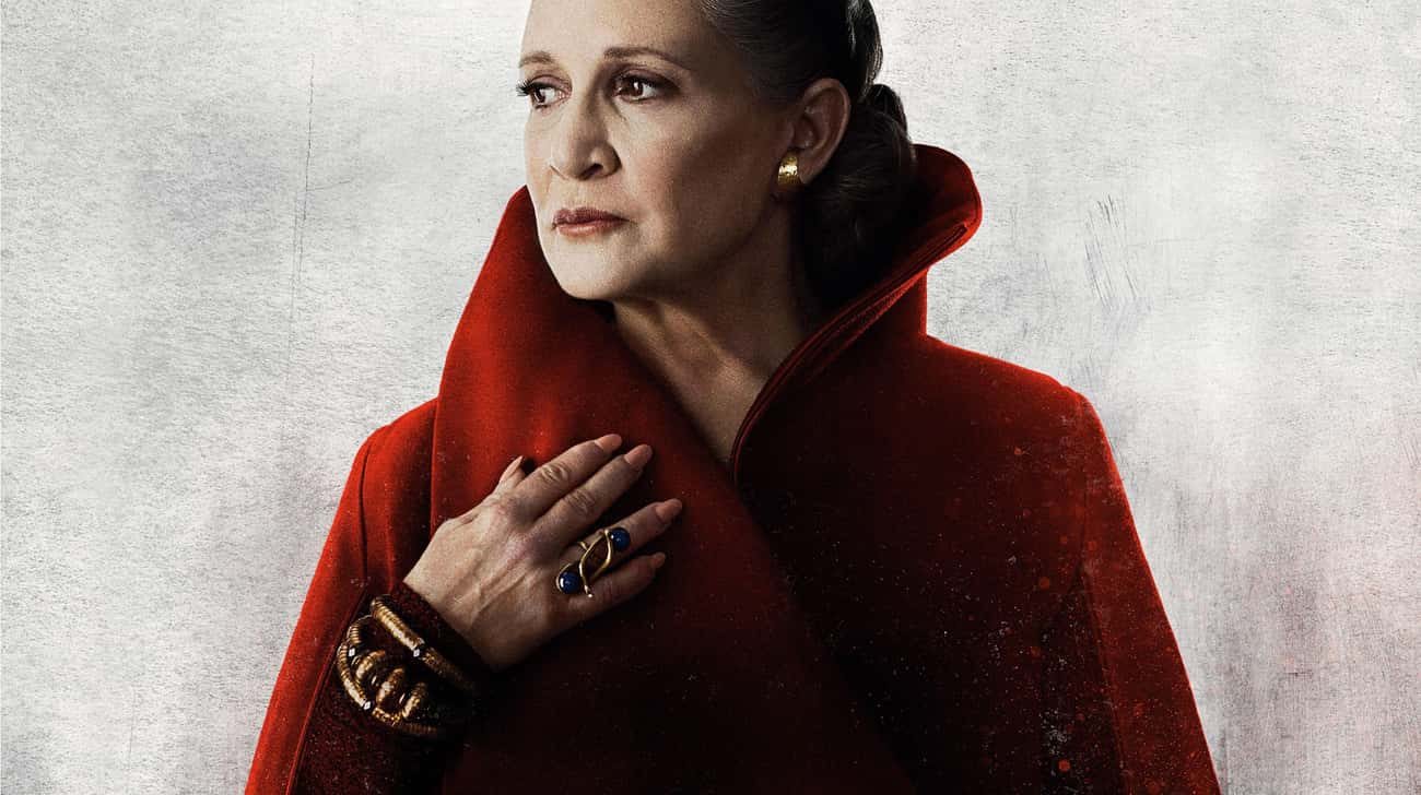 The Movie May Address Leia&#39 is listed (or ranked) 3 on the list 15 Predictions About What Will Happen In Star Wars: Episode IX