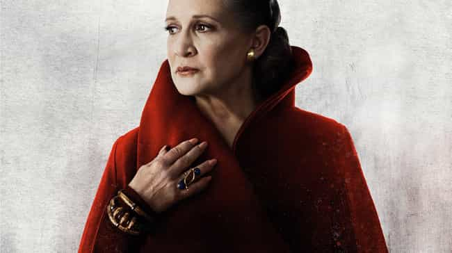 The Movie May Address Leia'... is listed (or ranked) 3 on the list 15 Predictions About What Will Happen In Star Wars: Episode IX