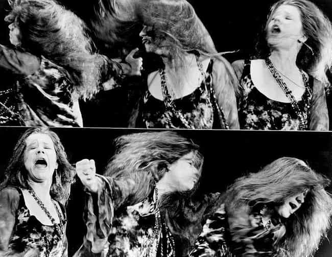 She Was Stood Up For A Three-W... is listed (or ranked) 1 on the list The Tortured, Painful Life of Janis Joplin, The Baddest Woman In Rock History