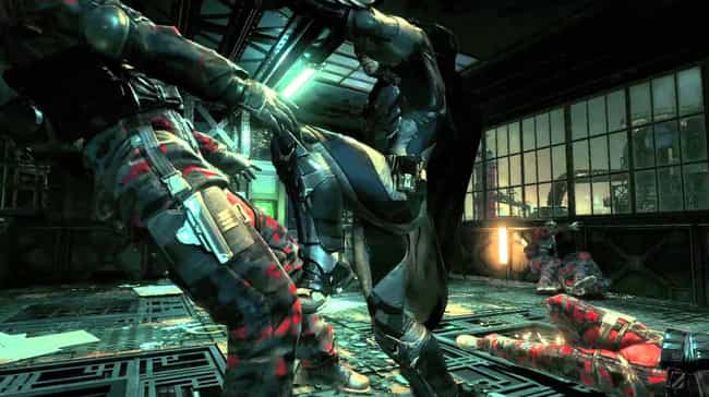 The Arkham Knight is listed (or ranked) 3 on the list List Of All 'Arkham Knight' Bosses Ranked Best To Worst