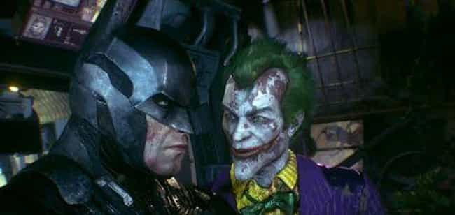 The Joker is listed (or ranked) 2 on the list List Of All 'Arkham Knight' Bosses Ranked Best To Worst